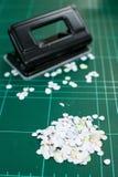 Chute de papier Photographie stock libre de droits