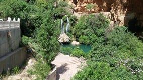Chute de tlemcen. Algerie Royalty Free Stock Images
