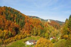 Chute en Autriche Image stock