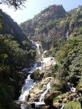 Chute sri-lankaise de l'eau Photo stock