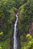 Chutes du Carbet waterfall, Guadeloupe Stock Photos