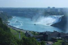 Chutes du Niagara Photographie stock