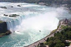 Chutes du Niagara Photo stock