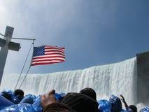 Chutes du Niagara Photos libres de droits