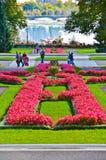 Chutes du Niagara et Reine Victoria Park dans le Canada Images libres de droits