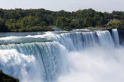 Chutes du Niagara, Etats-Unis Image libre de droits