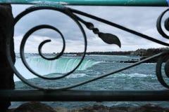 Chutes du Niagara magnifiques ! images libres de droits