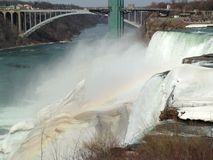Chutes du Niagara, NY Photos stock