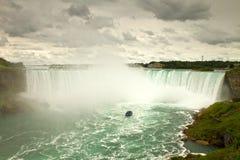 Chutes en fer à cheval, Niagara Photographie stock libre de droits
