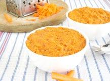 Chutney de carotte Photos libres de droits