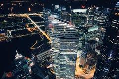 Chuttersnap Cityscape III Stock Photography