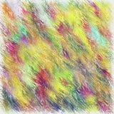 Chuva colorida Imagem de Stock