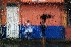 Chuva de Heredia Fotografia de Stock