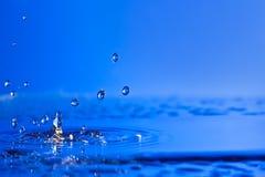 Chuva de mola Imagem de Stock