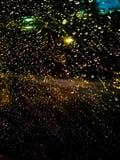 A chuva deixa cair o fundo foto de stock royalty free