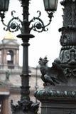 Chuva, fragmento de um monumento Fotografia de Stock