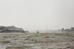 Chuva pesada Fotos de Stock