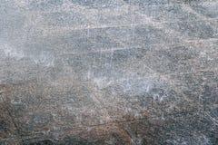 Chuva que cai no concreto Fotos de Stock Royalty Free