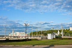 Chuvashiya η πόλη Cheboksary Στοκ Φωτογραφία
