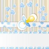 Chuveiro de bebê Fotos de Stock