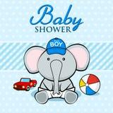 Chuveiro de bebê Imagens de Stock Royalty Free