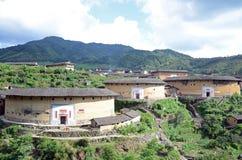 Chuxi Tulou Block Stockbilder