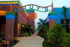 Chuy's Mexican Food, Orlando, Florida Royalty Free Stock Photography