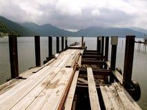 Chuzenji jezioro Zdjęcie Royalty Free
