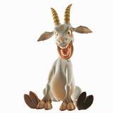 Chèvre de Toon Image stock