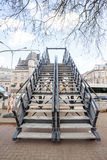 Chwilowy most zdjęcia royalty free