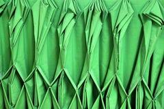 Chwyt pofałdowana tkanina Obraz Stock