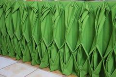 Chwyt pofałdowana tkanina Zdjęcie Royalty Free