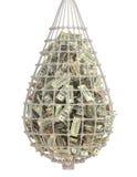 Chwyta pieniądze II Obrazy Stock