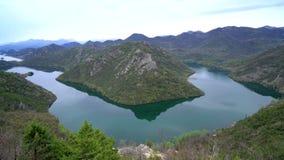 Chył Rijeka Crnojevica rzeka zbiory