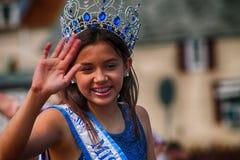 Chybienie Młody Zachodni chył, WI 2015 Obrazy Stock