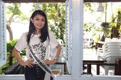 Chybienie Ponadnarodowy Tajlandia 2017, Campingowa wycieczka i aktywność, Fotografia Royalty Free