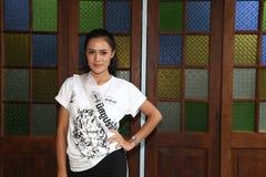 Chybienie Ponadnarodowy Tajlandia 2017, Campingowa wycieczka i aktywność, Zdjęcia Stock
