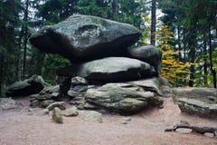 Chybotek skała Zdjęcie Stock