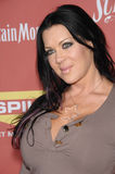 Chyna Doll. Joanie Chyna Doll Laurer at Spike TV's Scream 2007 Awards honoring the best in horror, sci-fi, fantasy & comic genres, at the Greak Theatre royalty free stock photos