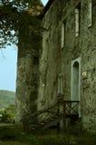 Chynadiyevsky-Schloss Schloss ?Heiliges-Miklosh ?14-19 Jahrhunderte Gefunden im Dorf von Chynadievo, Zakarpattya-Region, Ukraine lizenzfreies stockbild