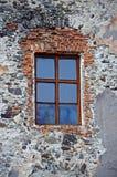 Chynadiyevsky slottslott ?helgon-Miklosh ?14-19 ?rhundraden Lokaliserat i byn av Chynadievo, Zakarpattya region, Ukraina arkivfoto