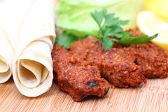 cig kofte Stock Photography