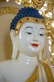 Ciérrese encima de buddha Fotos de archivo