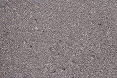 Ciérrese encima de la carretera gris de la textura del asfalto en ciudad Fotos de archivo