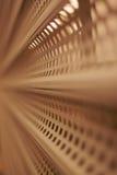 Ciérrese encima de la puerta de seguridad Fotos de archivo libres de regalías