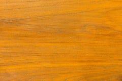 Ciérrese encima de la tabla de madera rústica con textura del grano en estilo del vintage Imágenes de archivo libres de regalías