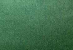 Ciérrese encima de modelo del fondo de la textura verde del dril de algodón Fotografía de archivo