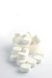 Píldoras. Fotografía de archivo libre de regalías