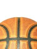 Ciérrese encima de superficie del baloncesto o texture. Fotos de archivo libres de regalías