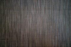 Ciérrese encima de textura blanco y negro arriba detallada de la materia textil como parte posterior Imagen de archivo